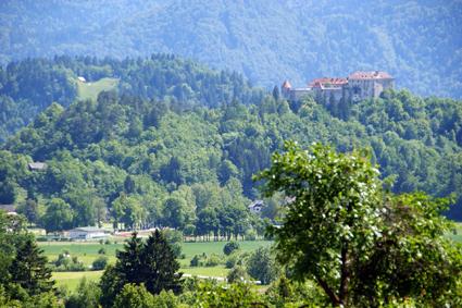 Schloss von Bled
